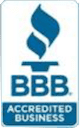 BBB Acredited Business badge