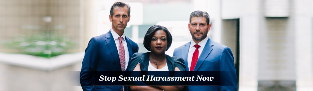 Stop Sexual Harassment Now