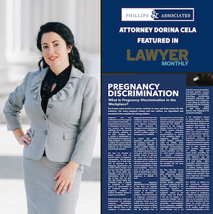 Dorina Cela Interview in Lawyer Monthly