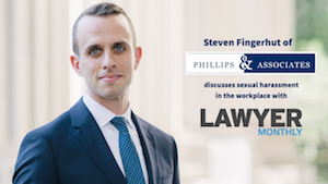 Steven Fingerhut - Lawyer Monthly